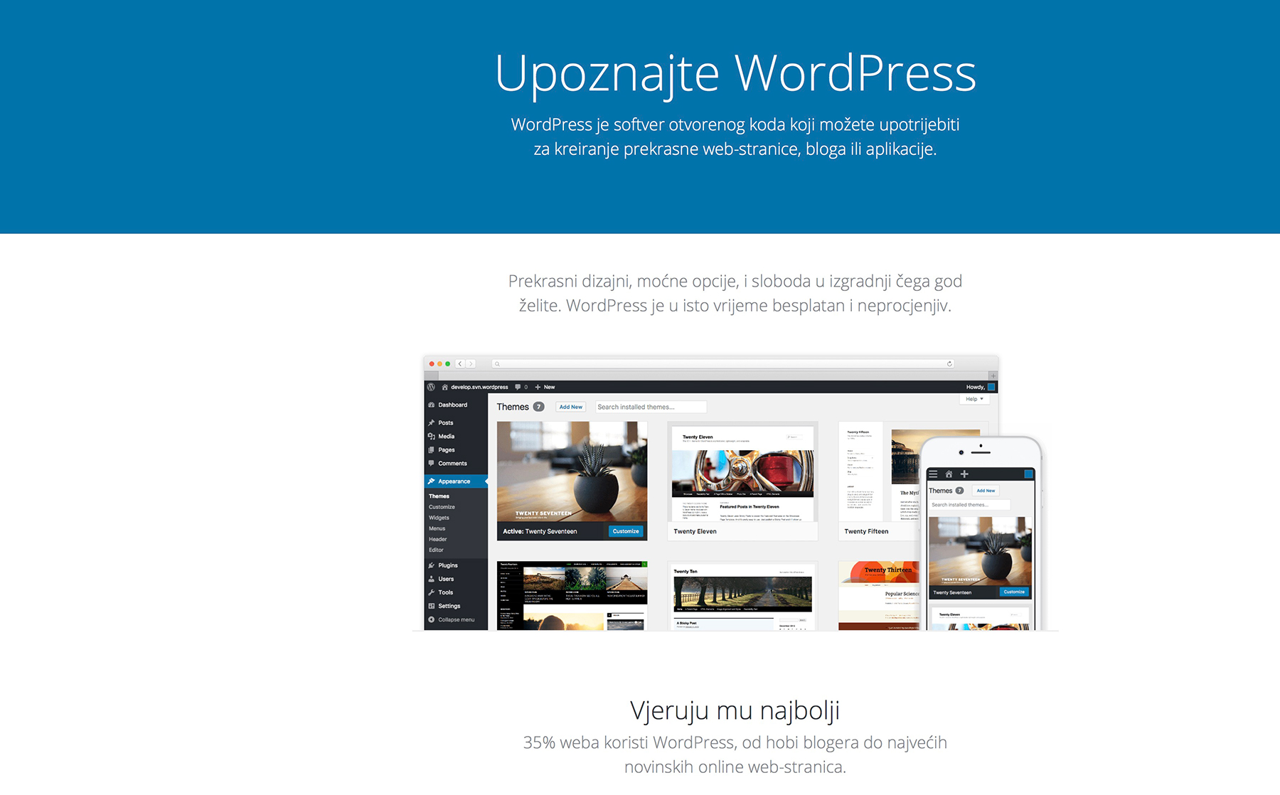 Saluto-Team blog - WordPress